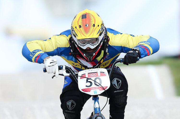Emilio Falla Emilio Falla of ECU London 2012 Olympics