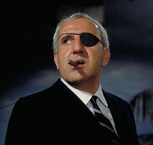 Emilio Largo Largo Pics amp Clips James Bond Wiki