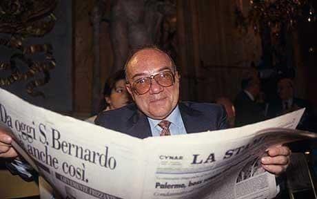 Emilio Lavazza Emilio Lavazza Telegraph