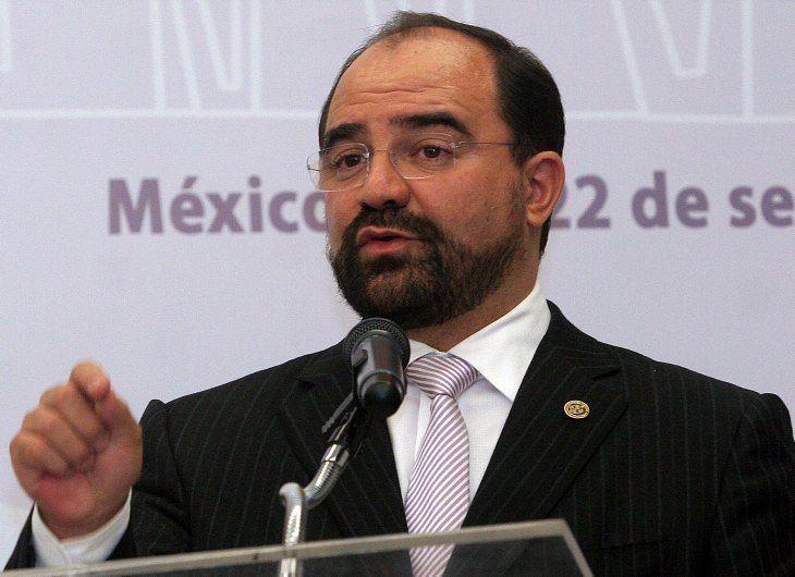Emilio Álvarez Icaza Mxico entra en 39una regresin autoritaria39 Emilio lvarez Icaza