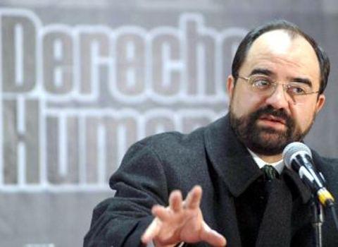 Emilio Álvarez Icaza Emilio Alvarez Icaza Comite de Derechos Humanos Ajusco