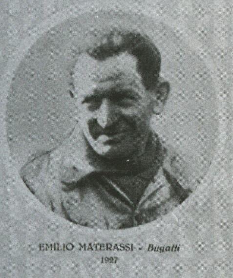 Emilio Materassi targaflorio TARGAMANIA