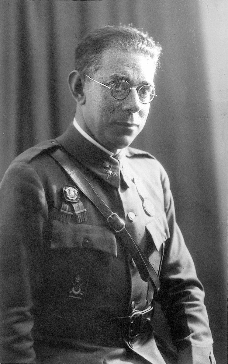 Emilio Mola Guerra Civil