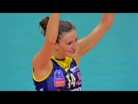 Emiliya Nikolova CEV Champions League Highlight Emiliya Nikolova YouTube