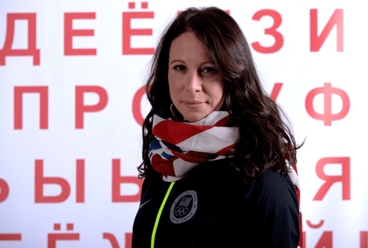 Emily Cook (skier) Emily Cook Aerial Skiing Olympian