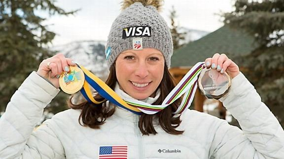 Emily Cook (skier) Emily Cook Speaks in Jasper Indiana at Young Women39s Lead
