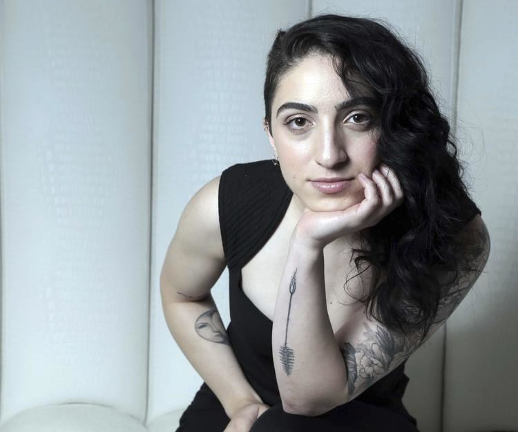 Emily Estefan Emily Estefan is finding her voice Washington Times