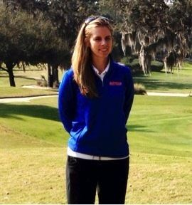 Emily Glaser Womens Golf Head Coach Emily Glaser is Looking Forward to a Great
