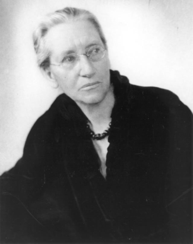 Emily Greene Balch WOMEN of ACTION Peacekeepers in History