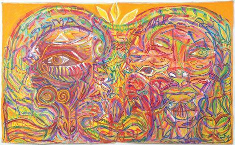 Emily Karaka Paintings Emily Karaka Page 3 Australian Art Auction Records