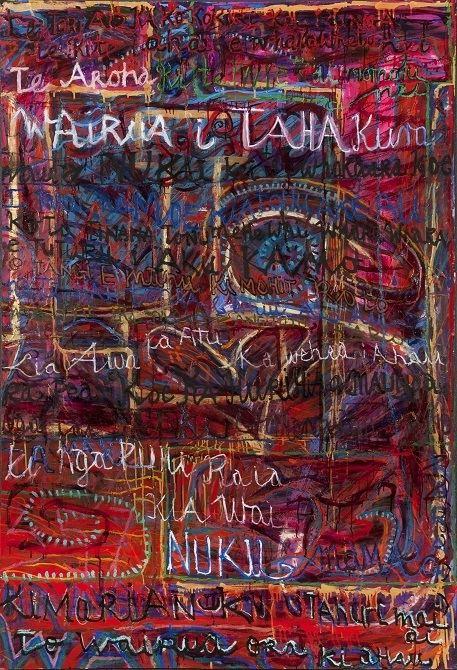 Emily Karaka Emily Karaka prints YES Whangarei