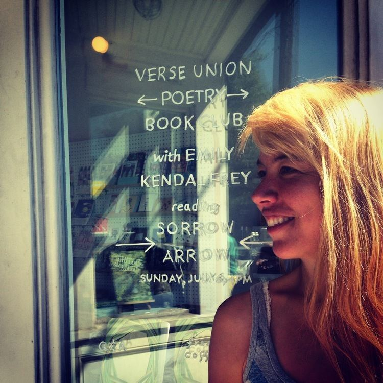 Emily Kendal Frey A poem by Emily Kendal Frey The Feminist Wire
