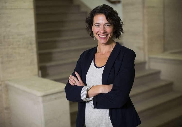 Emily Larson New Duluth mayor39s challenges Build bridges keep economy on track