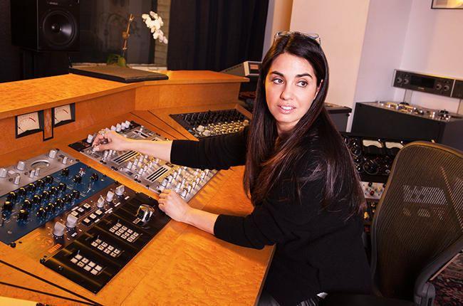 Emily Lazar GrammyNominated Mastering Engineer Emily Lazar to Deliver