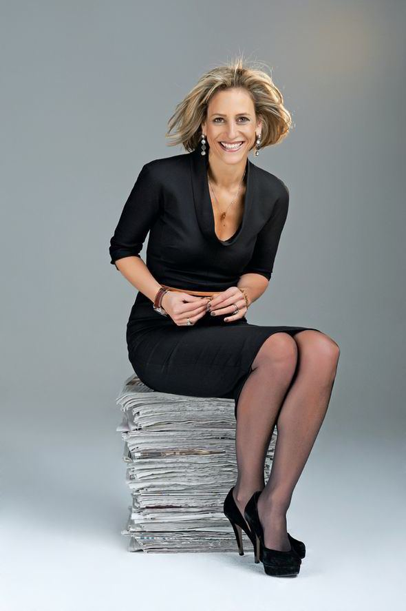 Emily Maitlis Election presenters 2015 Romilly Weeks Sophy Ridge and