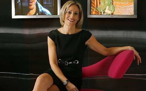 Emily Maitlis Emily Maitlis look out Strictly here I come Telegraph