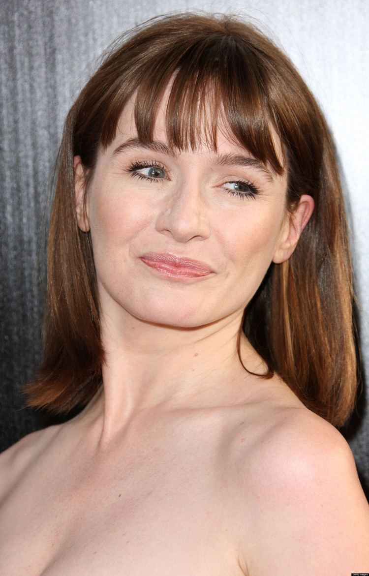 Emily Mortimer Interview with Emily Mortimer Nicki Richesin
