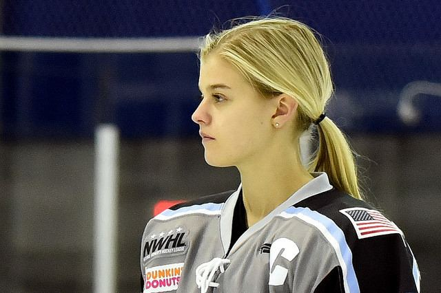 Emily Pfalzer Beauts Complete Roster With Emily Pfalzer Darkangelo Bozek and Burns