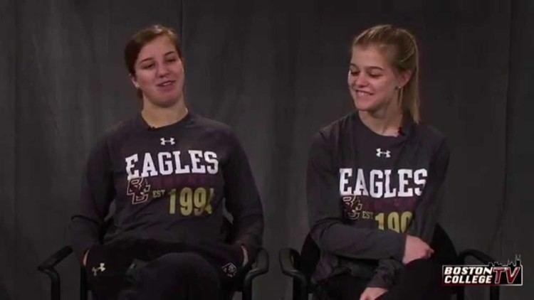 Emily Pfalzer Emily Field and Emily Pfalzer Womens Hockey YouTube