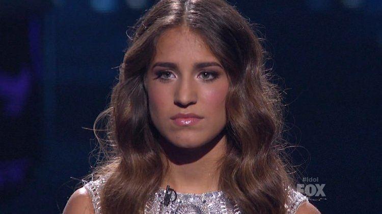 Emily Piriz American Idol Top 12 Recap Emily Gets Loud goes home Dudes