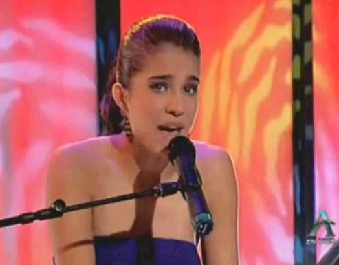 Emily Piriz Emily Piriz American Idol 2014 Source YouTube