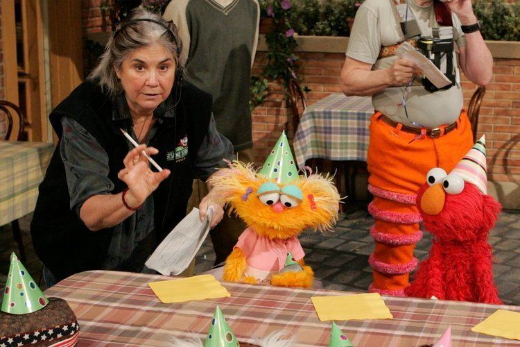 Emily Squires Emily Squires Sesame Street Director and Producer Dies at 71
