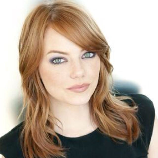 Emily Stone I would cast Emily Stone as the Mad Hatter because she