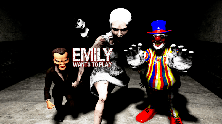 Emily Wants to Play Emily Wants to Play Game PS4 PlayStation