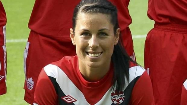 Emily Zurrer Emily Zurrer renews Olympic soccer quest The Globe and Mail