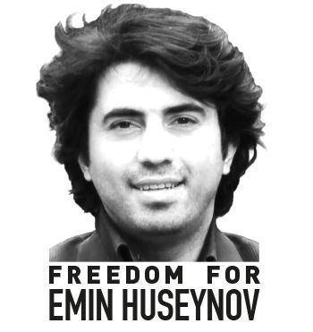 Emin Huseynov Emin Huseynov spending his 35th birthday in hiding in