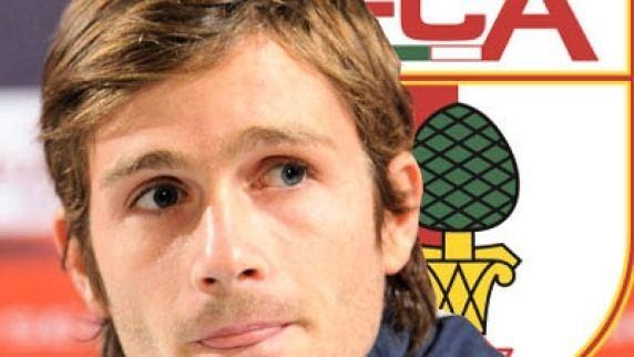 Emin Sulimani Gastspieler FC Augsburg Sulimani im Probetraining FC