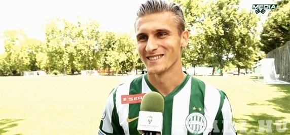 Emir Dilaver The Official Site of Ferencvrosi Torna Club fradi