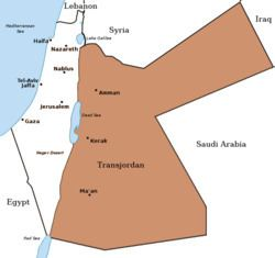 Emirate of Transjordan Emirate of Transjordan Wikipedia