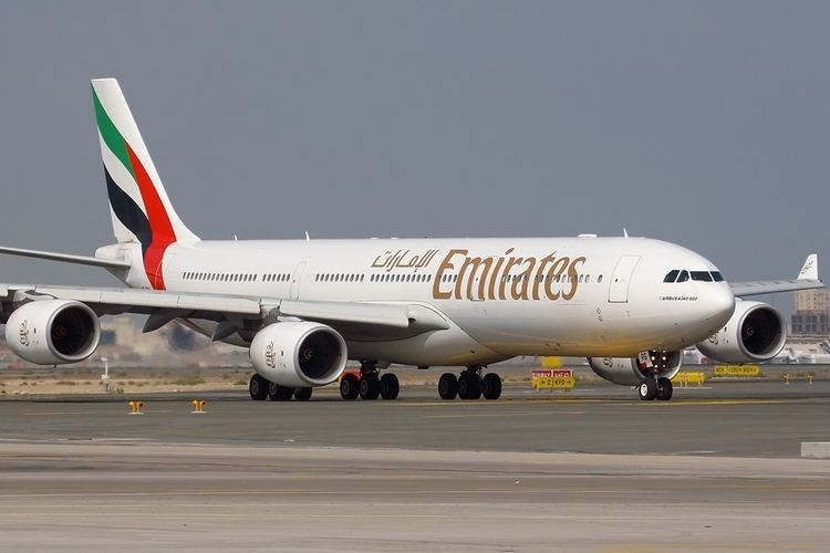 Emirates Flight 407