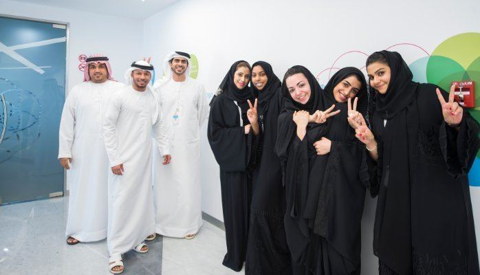 Emiratis Emiratization Tanfeeth creates a talent pipeline for young Emiratis