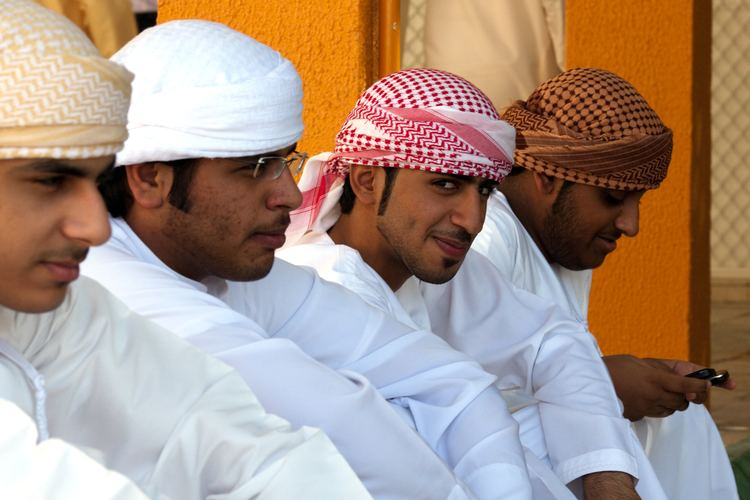 Emiratis The Emirati Stereotypes The Human Breed Blog