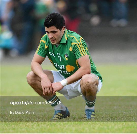 Emlyn Mulligan Sportsfile Leitrim v Laois GAA Football AllIreland
