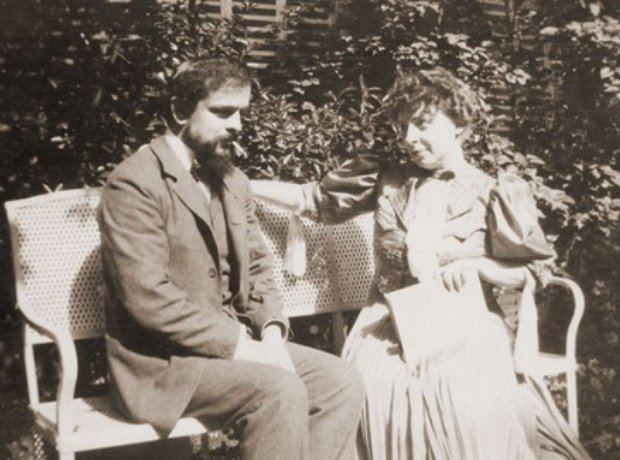 Emma Bardac Debussy and wife Emma Bardac Debussy 20 facts about the