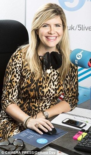 Emma Barnett Emma Barnett will take over as the presenter of the BBCs 5 Live