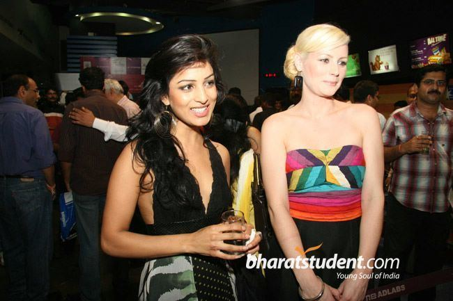 Emma Brown Garett Emma Brown GarrettShukno Lanka Premiere Photo Gallery