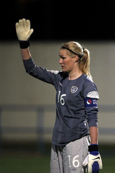 Emma Byrne Emma Byrne Photos Wales v Repof Ireland Algarve Cup