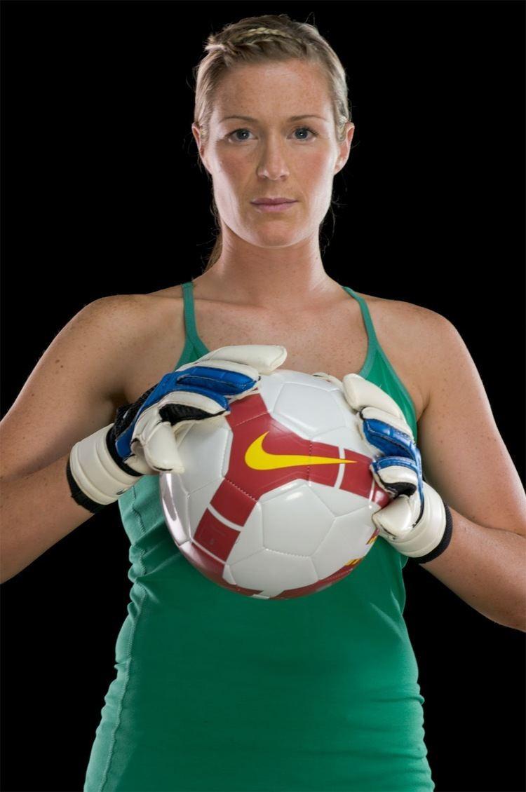 Emma Byrne real girl sport Emma Byrne Soccer Player