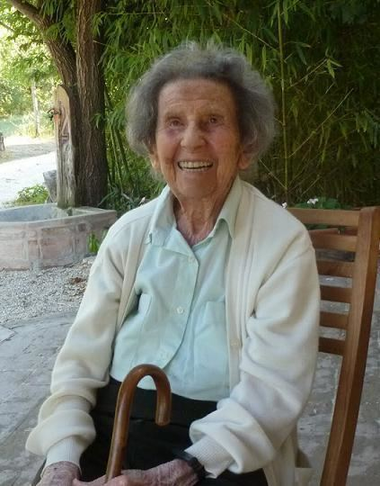 Emma Castelnuovo Emma Castelnuovo compie 100 anni MATEpristem