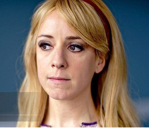 Emma Chambers Lost In British TV Emma Chambers looks like Claudie Blakely