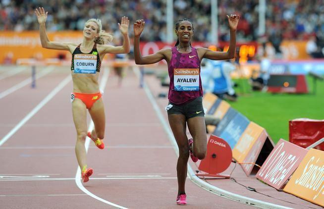 Emma Coburn Emma Coburn breaks US steeplechase record in Glasgow