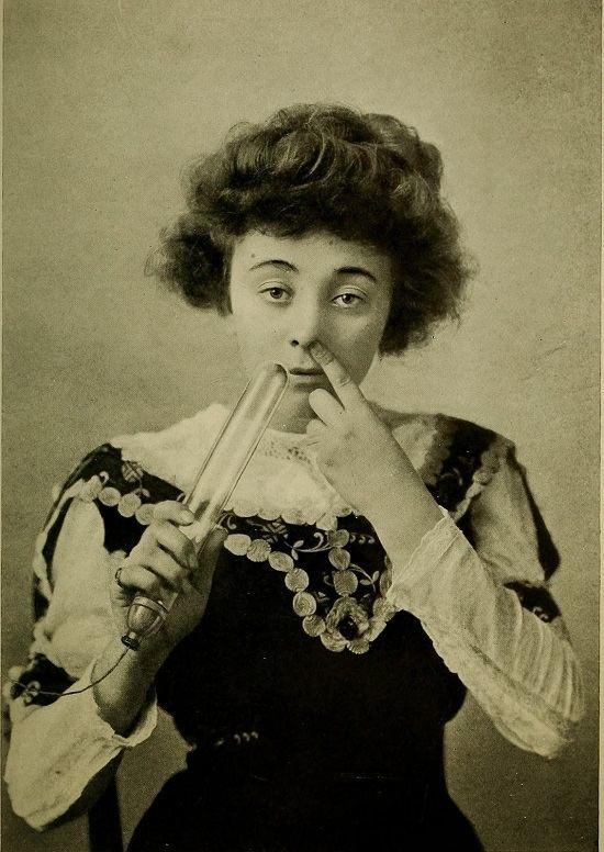 Emma Eckstein Mick Hartley Early medicine