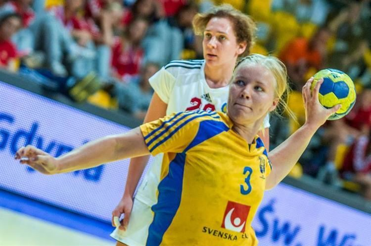Emma Ekenman-Fernis European Handball Federation Impressions from the final day of the