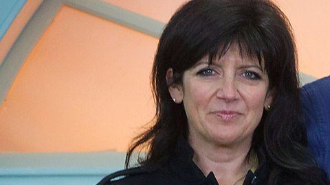 Emma Freud BBC Two The Great Sport Relief Bake Off Series 2 Emma