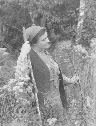 Emma Genevieve Gillette May 19 1898 Emma Genevieve Gillette Michigan Conservationist