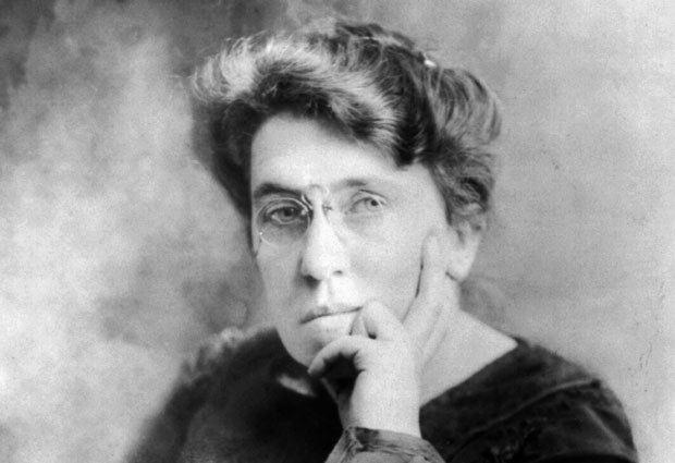 Emma Goldman Emma Goldman Biography Philosophy and Facts